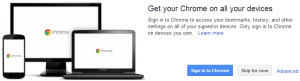chrome signin to gmail fax