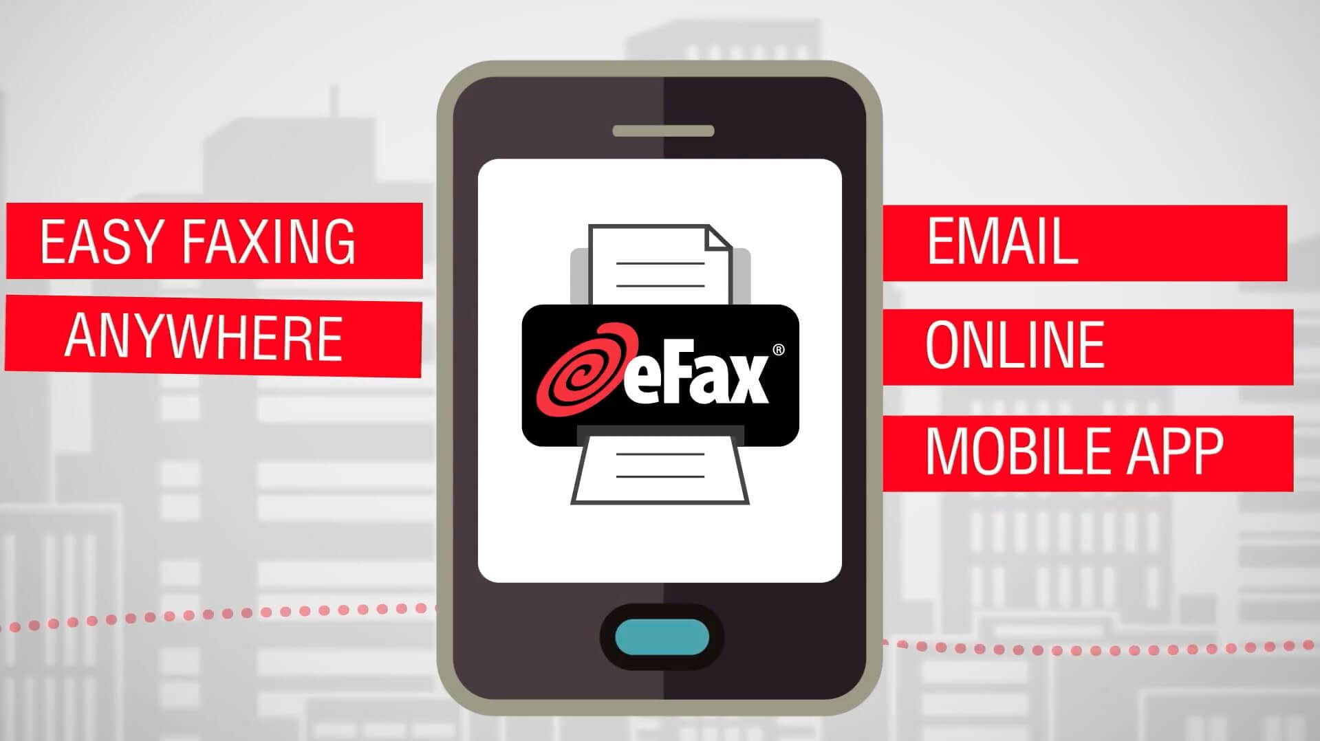 Fax with Efax Online Fax Service